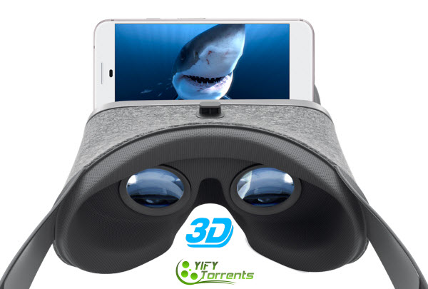 Play 3D YIFY on Daydream View