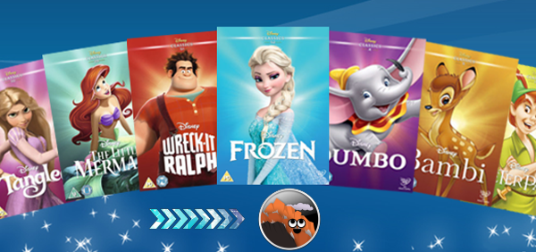 copy Disney DVD movies on MacOS Sierra