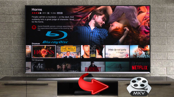 How to Rip Netflix Blu-ray to MKV for playing - Blu-ray Sky